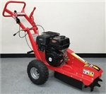 High Quality 15 HP Gas Powered Walk Behind Stump Grinder