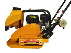 High Quality Gas Vibratory Plate Compactor w/ Water Tank & wheel kit