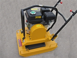 High Quality Powerland Gas Power Vibratory Plate Compactor