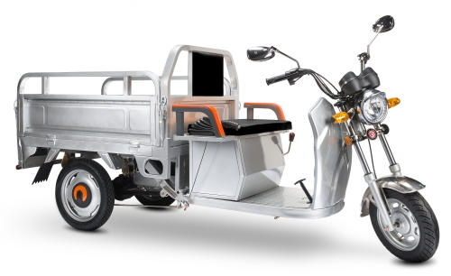 500 watt electric powered cargo truck motorized 3 wheel trike bicycle. Black Bedroom Furniture Sets. Home Design Ideas