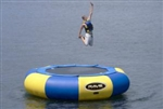 Brand New Aqua Jump Eclipse 15' Inflatable Floating Water Bouncer
