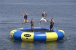 Brand New Aqua Jump Eclipse 20' Inflatable Floating Water Bouncer