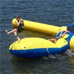 Aqua Launch Catapult Attachment for Eclipse Water Trampoline / Bongo Bouncer