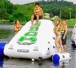 6' The Rock - Inflatable Floating Slide