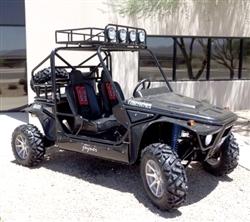 1100cc Joyner Trooper T2 Go Kart EFI 2 Seater Utility Vehicle -  UV-25-TR1100-T2SaferWholesale