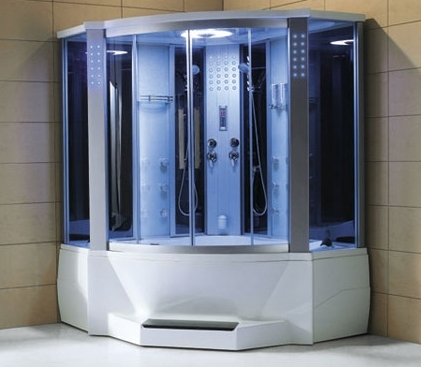 Zen Brand New Maging Steam Shower With Jetted Hot Tub