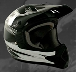 Adult EC Motocross Helmet (DOT Approved)