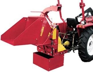High Quality 3 Pt Farm Pro Tractor Wood Chipper Shredder