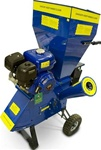 High Quality Blue Max 6.5 HP Lawn & Yard Wood Chipper Shredder
