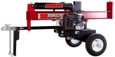 Swisher 28 Ton 11 Hp Log Splitter