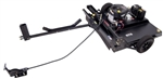 "Swisher 14.5 HP 44"" Electric Start Rough Cut Trailcutter"