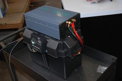 Solar Powered Generator 12v 150 Amp Hour 1600 Watt Solar Power Generator