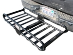 500 LBS HITCH MOUNT CARGO CARRIER