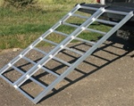 High Quality Aluminum Bi-Fold Ramp