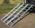 High Quality Aluminum Tri-Fold Ramp