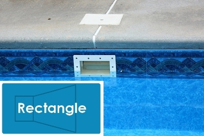 Complete 18\'x36\' Rectangle InGround Swimming Pool Kit with Polymer Supports