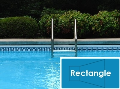 Complete 18 39 X36 39 Rectangle Inground Swimming Pool Kit With Steel Supports