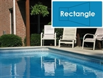 Complete 20'x40' Rectangle In Ground Swimming Pool Kit with Steel Supports