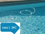 Complete 20'x48' Lazy L 2RC In Ground Swimming Pool Kit with Steel Supports