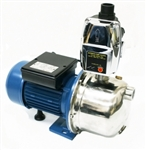 1HP Stainless Steel Jet Automatic Water Pressure Pump