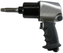 "Lot 2 1/2"" Short Long Impact Wrench"