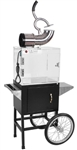 Brand New 250w Commercial Sno Cone Machine Cart Booth Stainless Steel Snow Ice Shaver