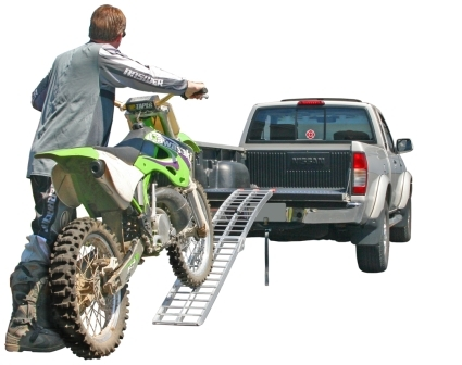 Dirt Bike Ramp >> Brand New High Quality 7 5 Folding Dirt Bike Ramp