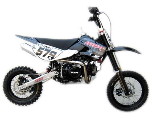 Dirt Cheap Rentals: 150cc Wraith Dirt Bike